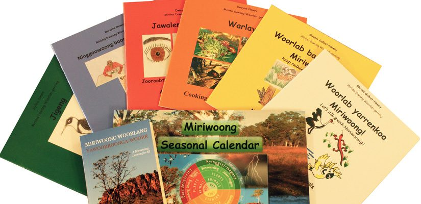 Lets Learn Miriwoong Resources