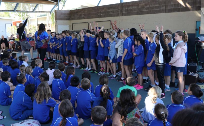 Ninggoowoong Woorrnging: The Miriwoong Family Song