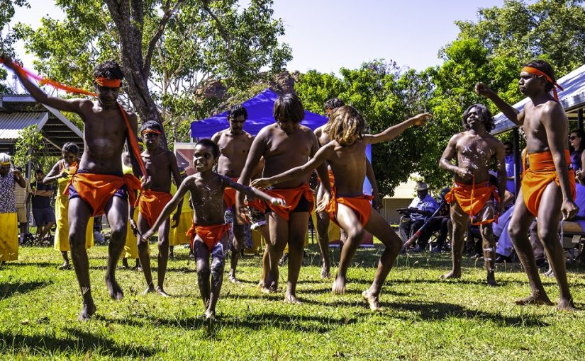 The Mirima Dancers, Photo Credit: Sarah Duguid