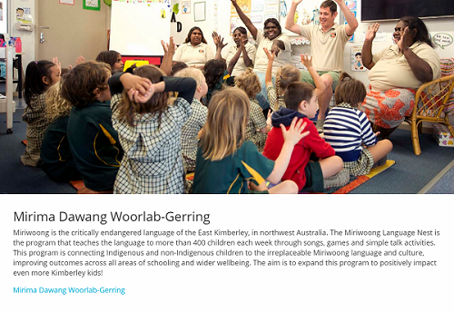 Thanks to everyone who voted for MDWg to receive the Community Grant!